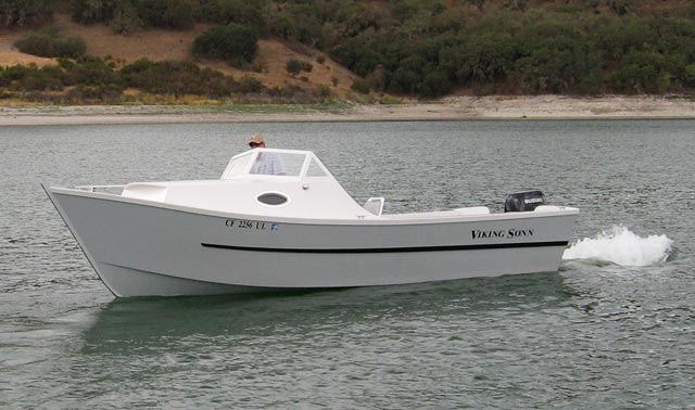 FishyFish Aaron Enstad s Tolman Skiff Jumbo