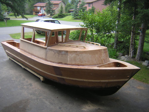 boat plans wood